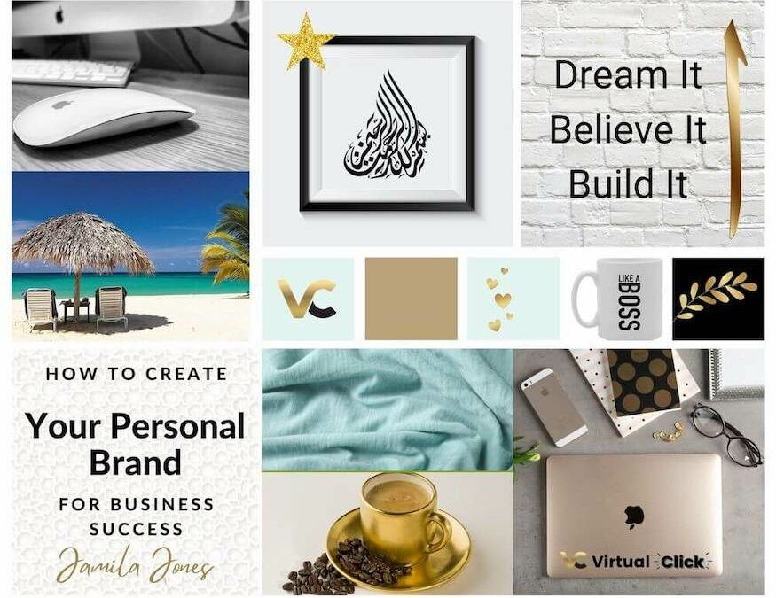 How to Create Your Personal Brand For Success
