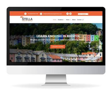 stella homestay services website
