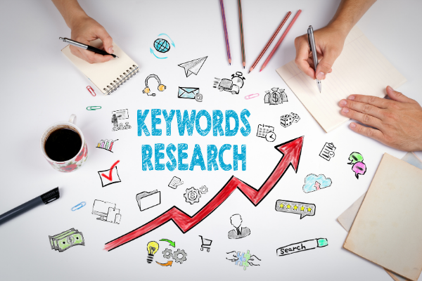 how to do keyword research for seo -