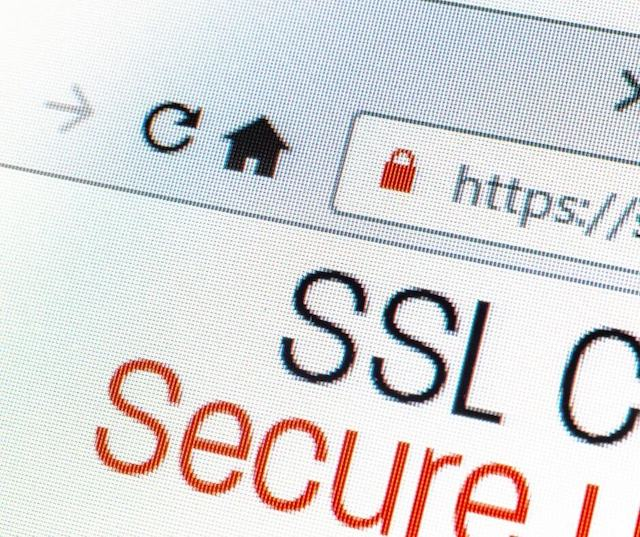5 Key Ways To Boost Your SEO For Building Trust Online - ssl certificate