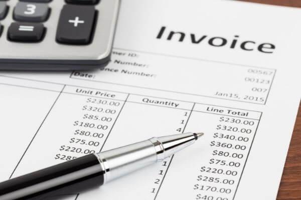 invoice-freelance-work